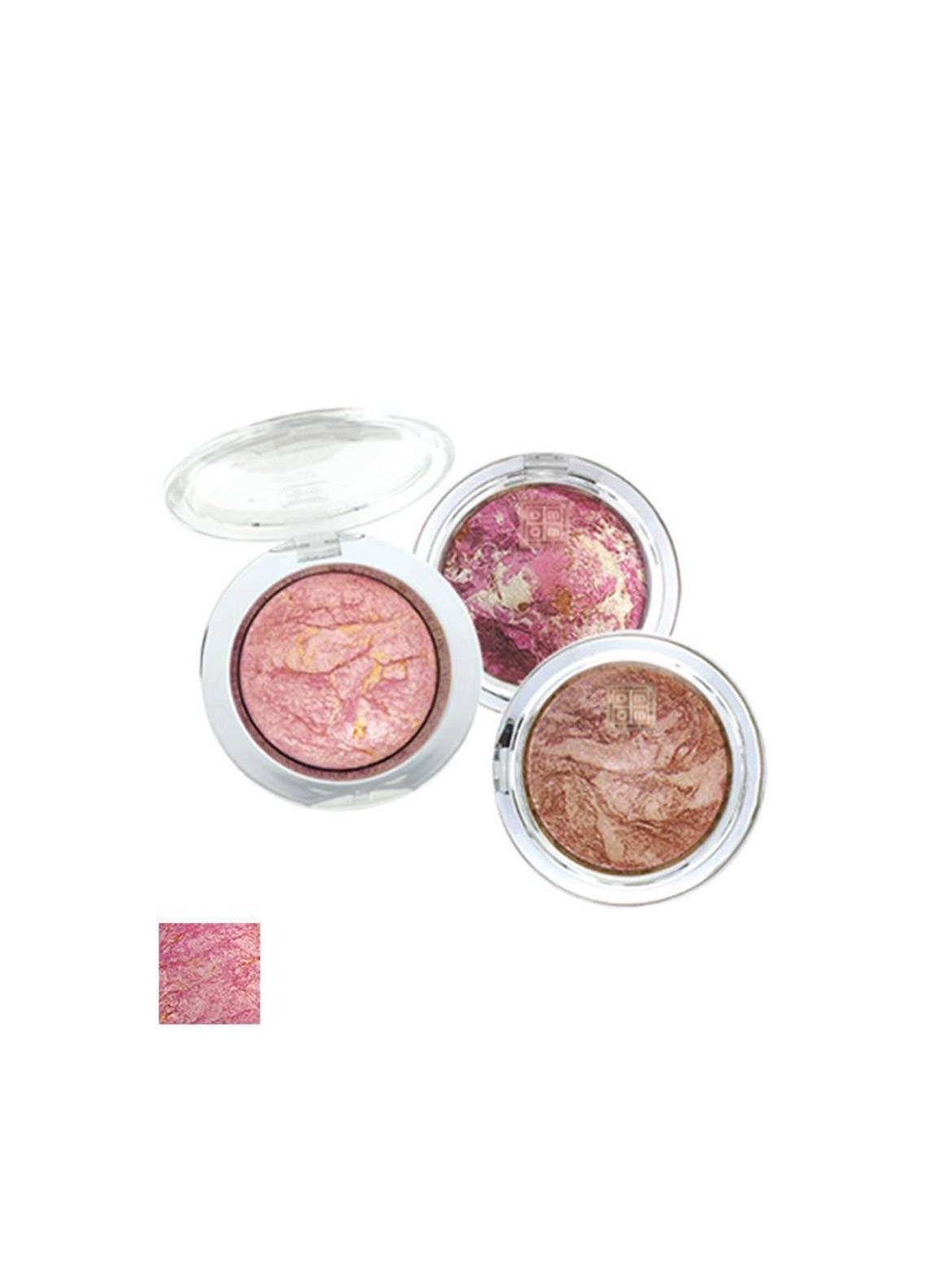 DMGM Luminious Touch Cheek Blusher - Gold Pink - 03