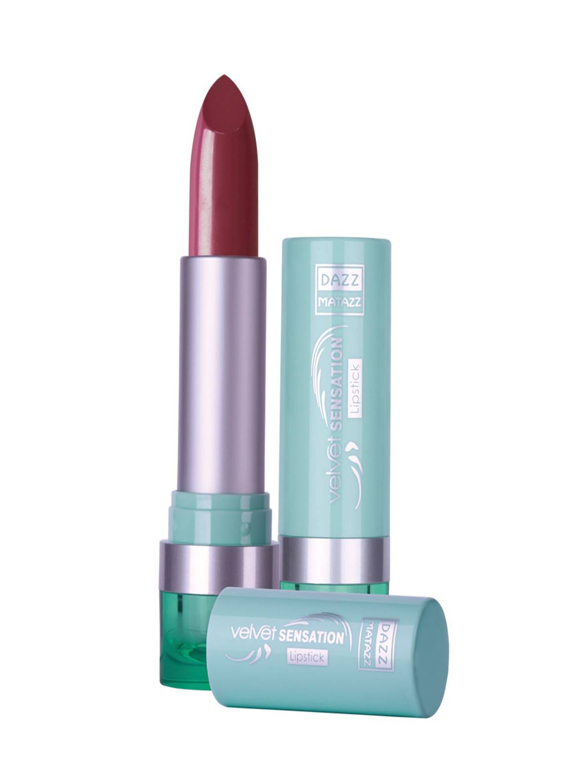 Dazz Matazz Velvet Sensation Lipstick-07 PEANUT BUTTER CUP