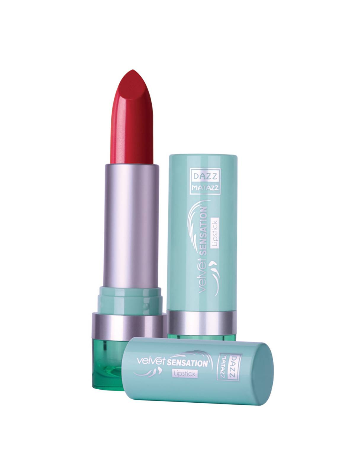 Dazz Matazz Velvet Sensation Lipstick-17 HOT CHERRY