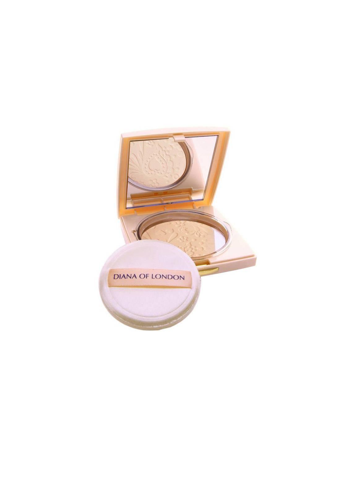 Diana Of London Absolute Compact Powder - Porcelain Magic-401