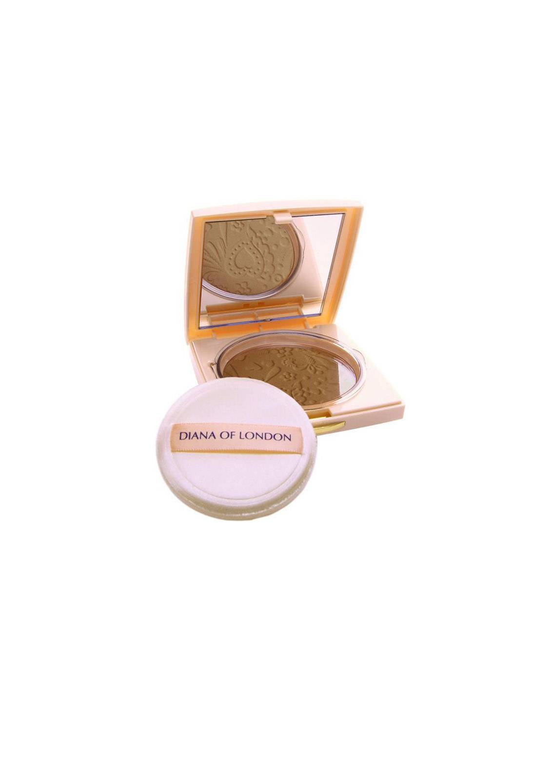 Diana Of London Absolute Compact Powder - Golden Fawn-409