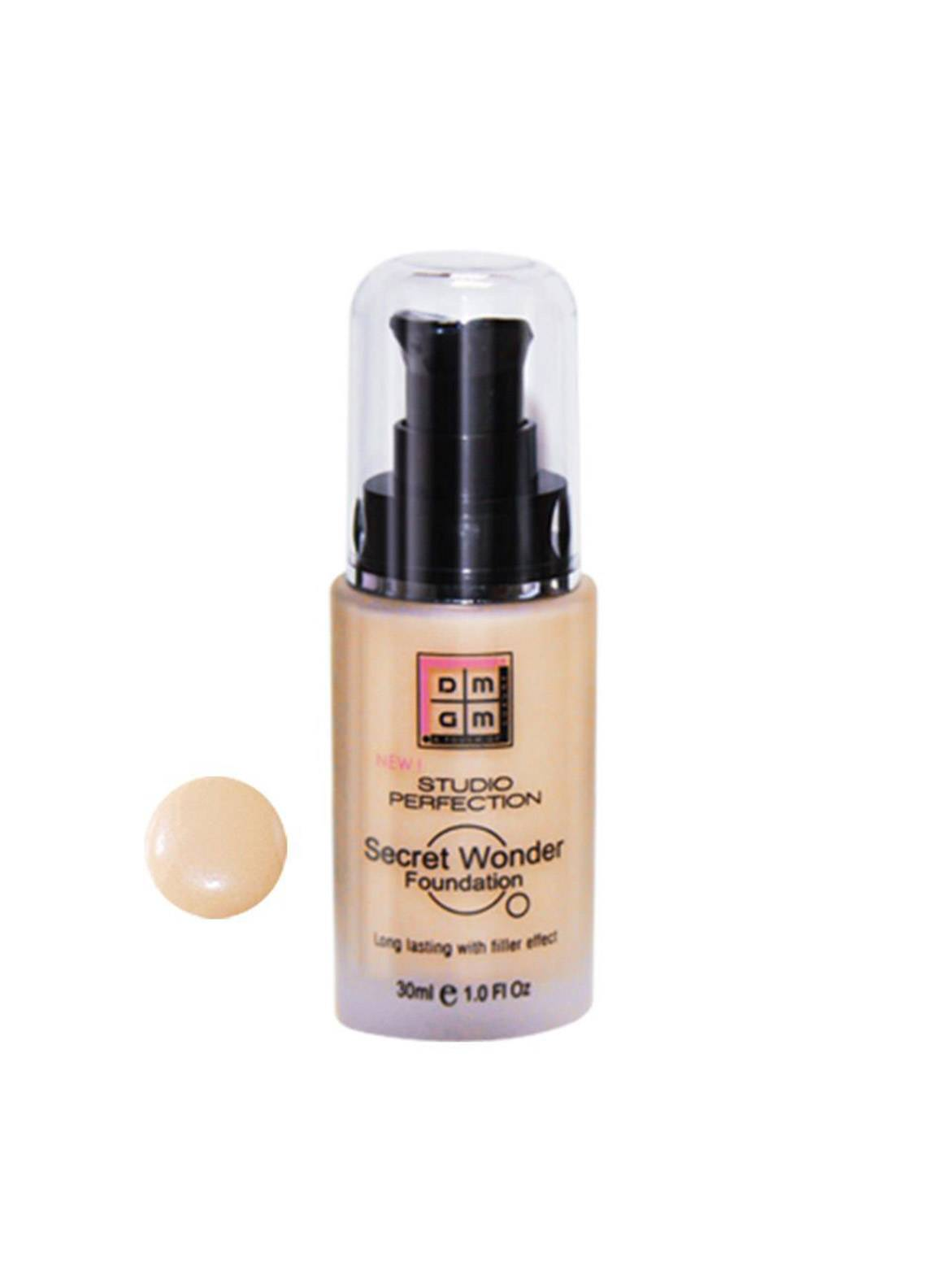 DMGM Studio Perfection Secret Wonder Foundation - Vanilla-210