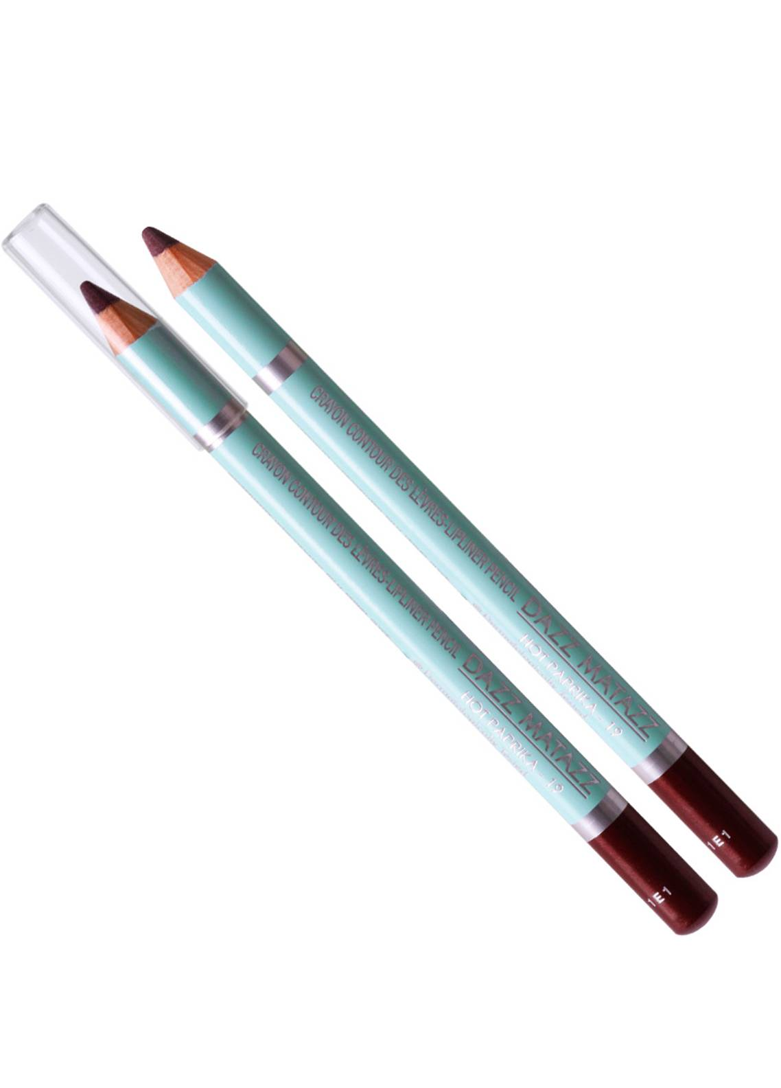 Dazz Matazz Lip Liner Pencil-19 HOT PAPRIKA
