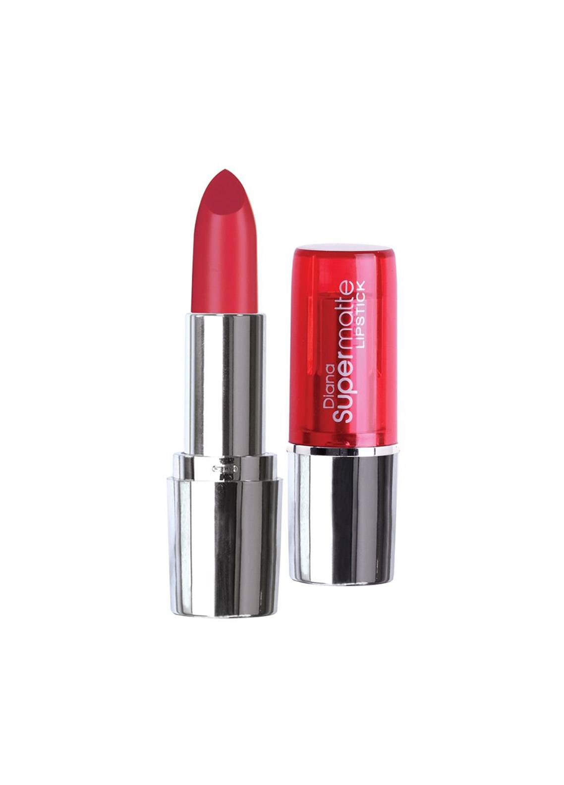 Diana Of London Super Matte Lipstick - 10 Kissable Pink