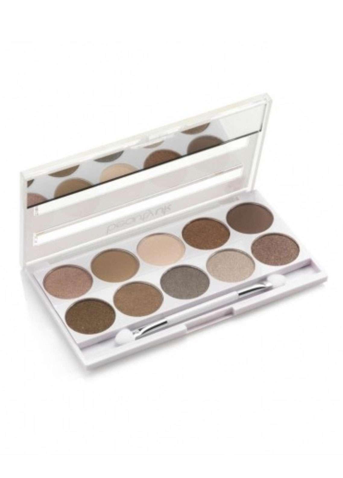 Beauty UK Posh Eye Shadow Palette - 1 Eden