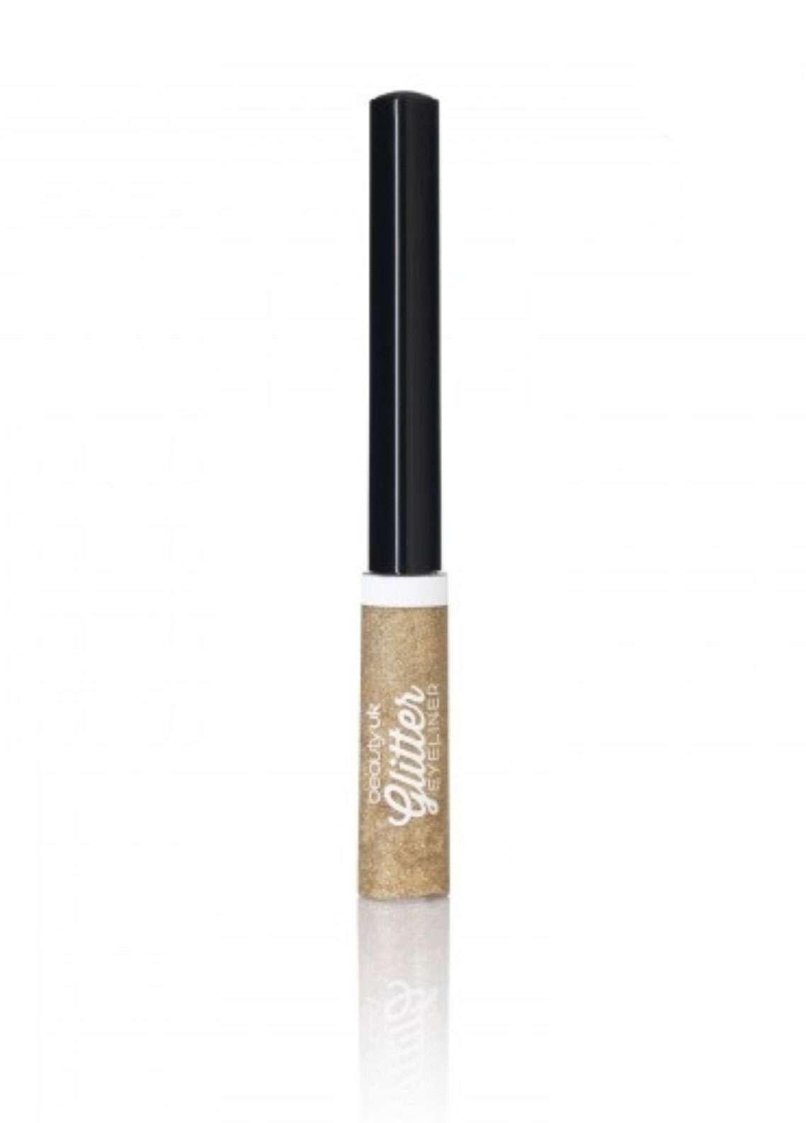 Beauty UK Glitter Eyeliner - 2 Gold