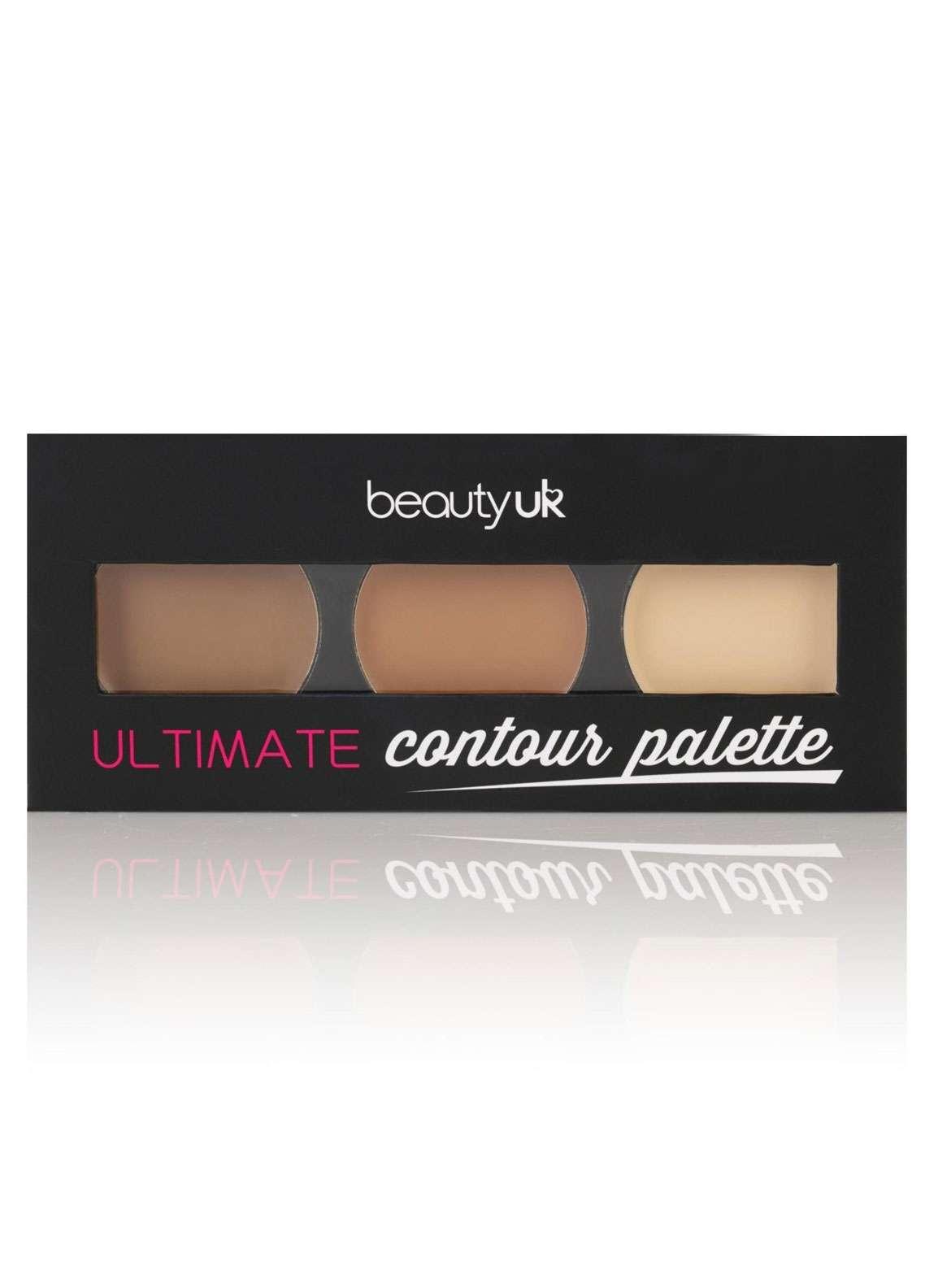 Beauty UK Ultimate Contour Palette