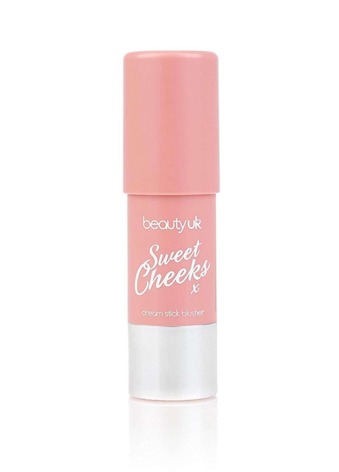 Beauty UK Sweet Cheeks Blusher - 2 Turkish Delight