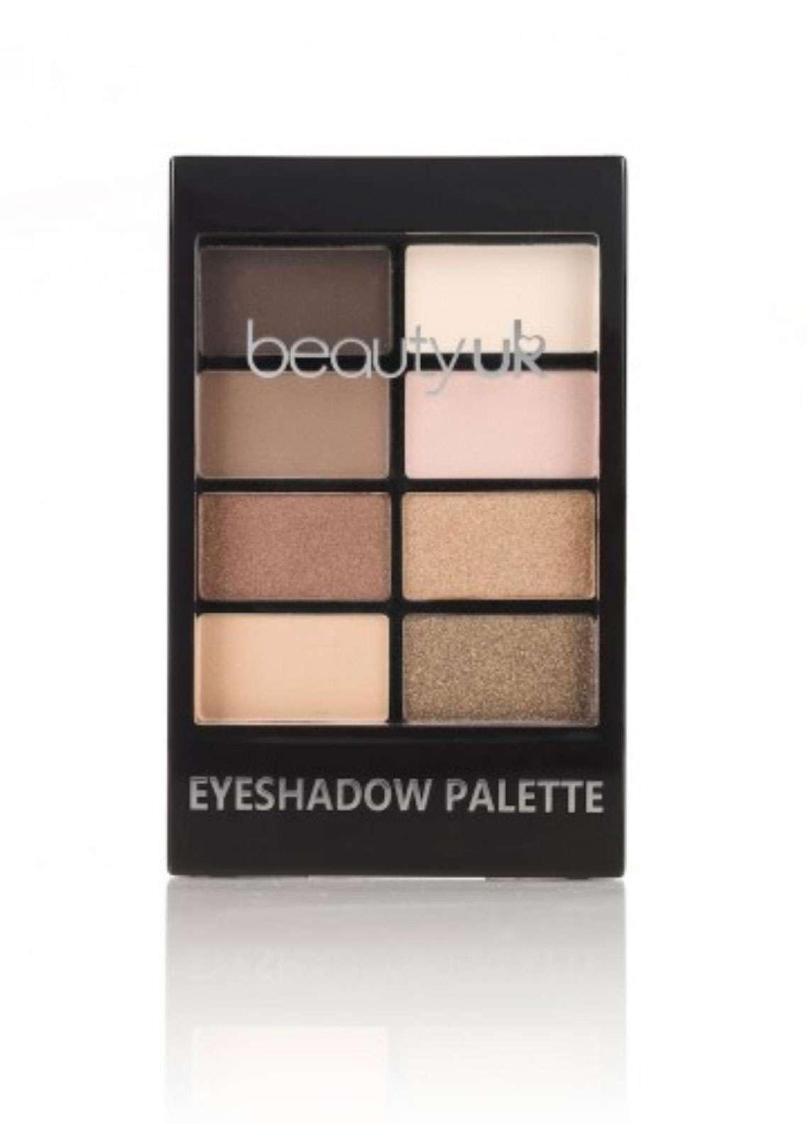 Beauty UK Eye Shadow Palette - 02 Pin Up