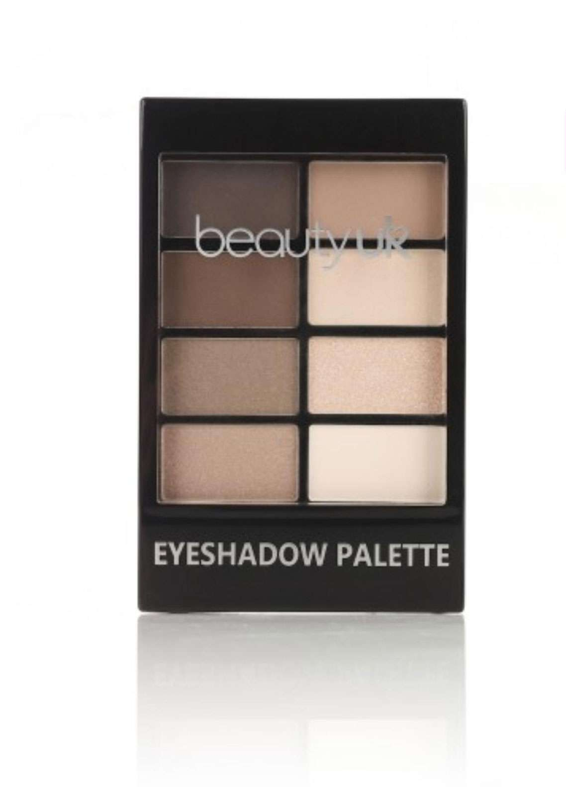 Beauty UK Eye Shadow Palette - 03 Pure Romance