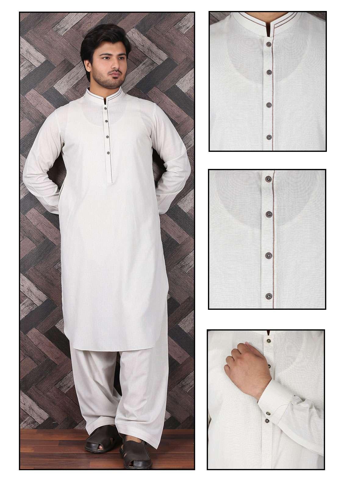 99f8788ff3 Buy Aizaz Zafar Wash N Wear Formal Shalwar Kameez for Men - 685 ...