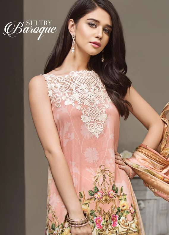 c311034ce2 Anaya by Kiran Chaudhry Embroidered Lawn Unstitched 3 Piece Suit AKC18L 14  - Spring / Summer