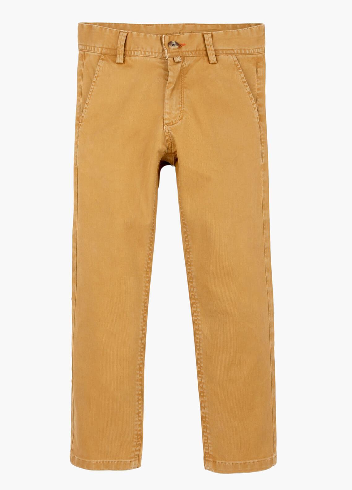 Brumano Cotton Casual Boys Trousers -  BRM-555-Copper