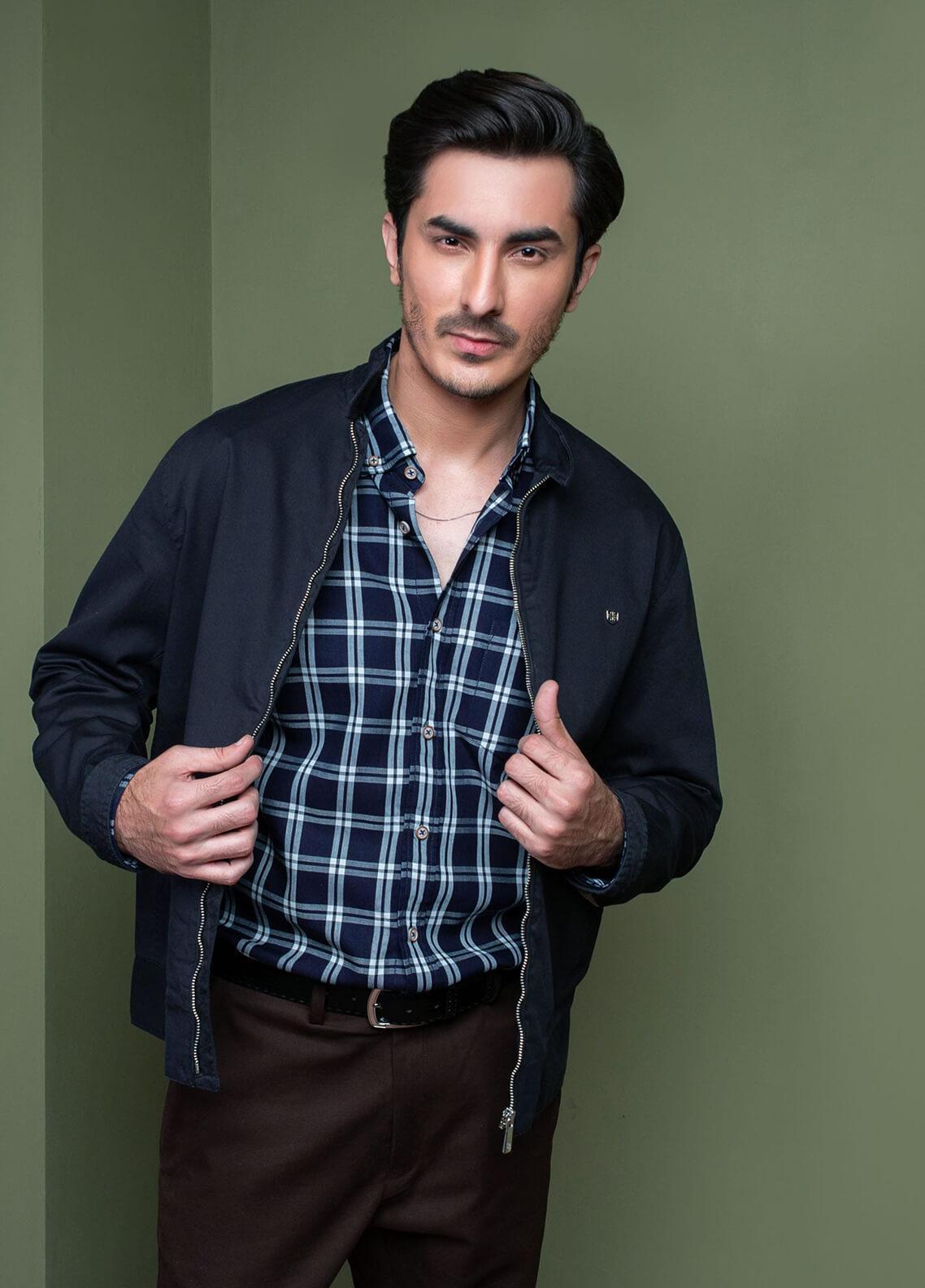 Brumano Cotton Full Sleeves Jackets for Men -  JKT-028