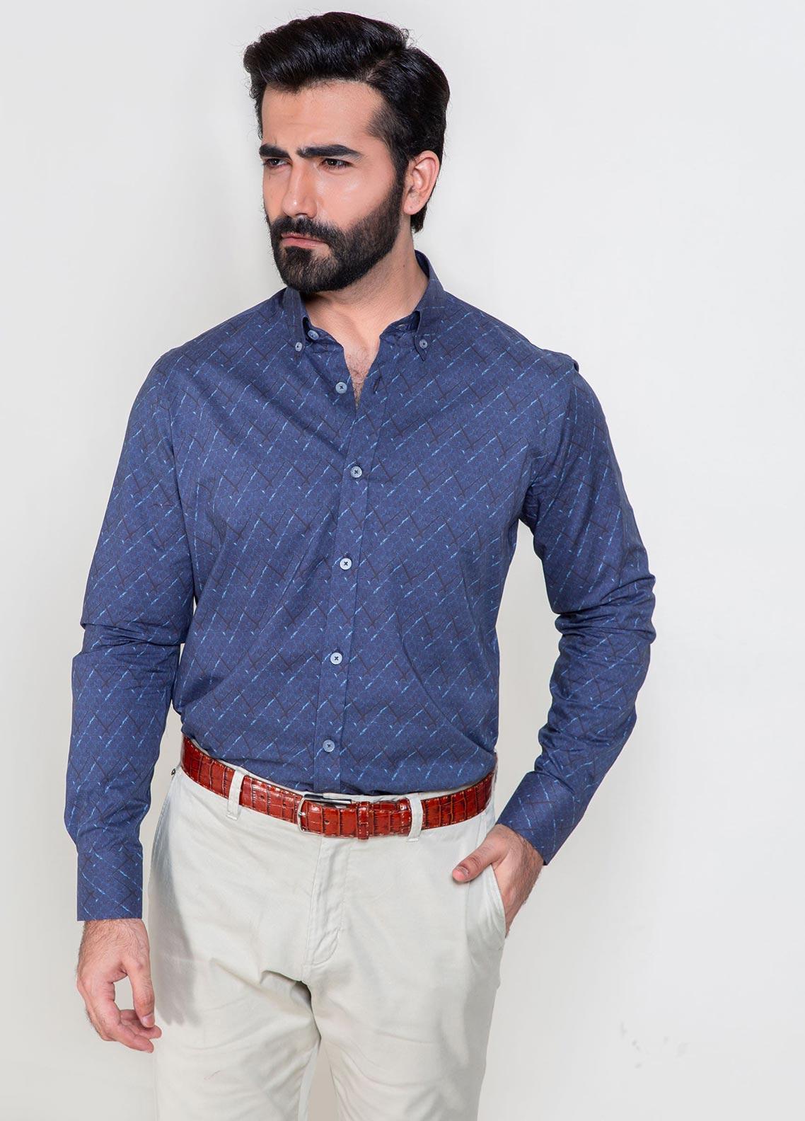 Brumano Cotton Formal Shirts for Men -  BRM-861
