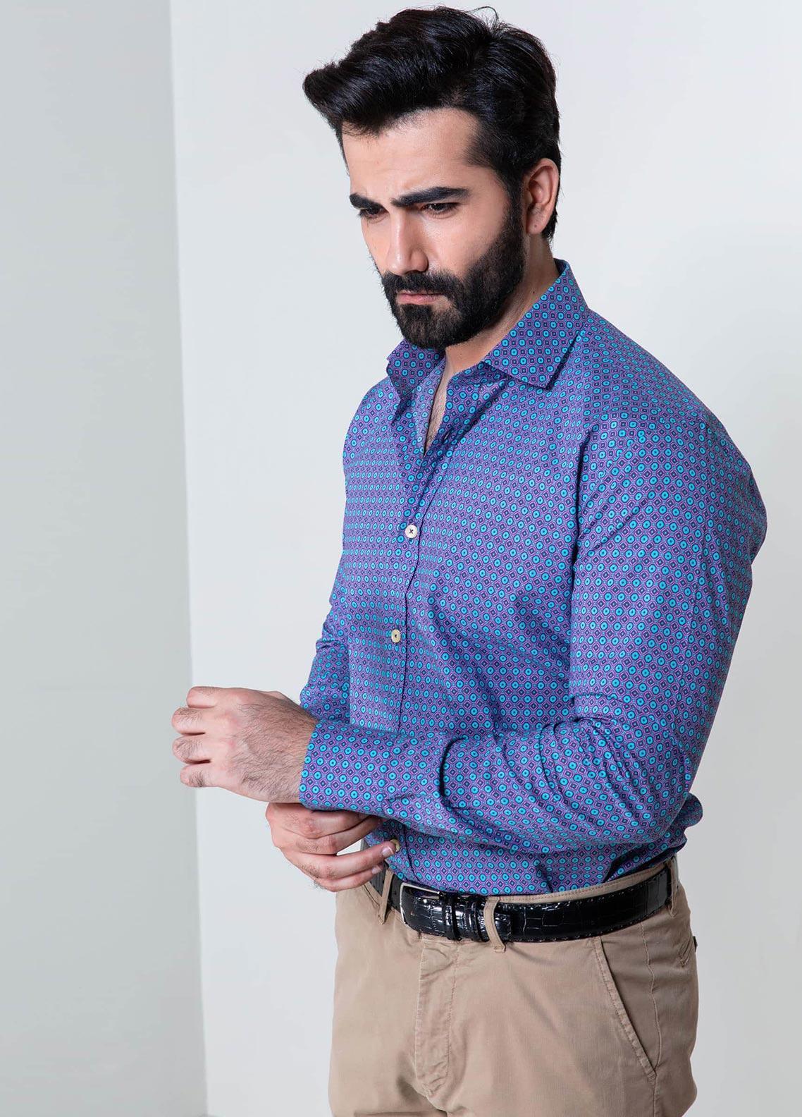 Brumano Cotton Formal Men Shirts -  BRM-863