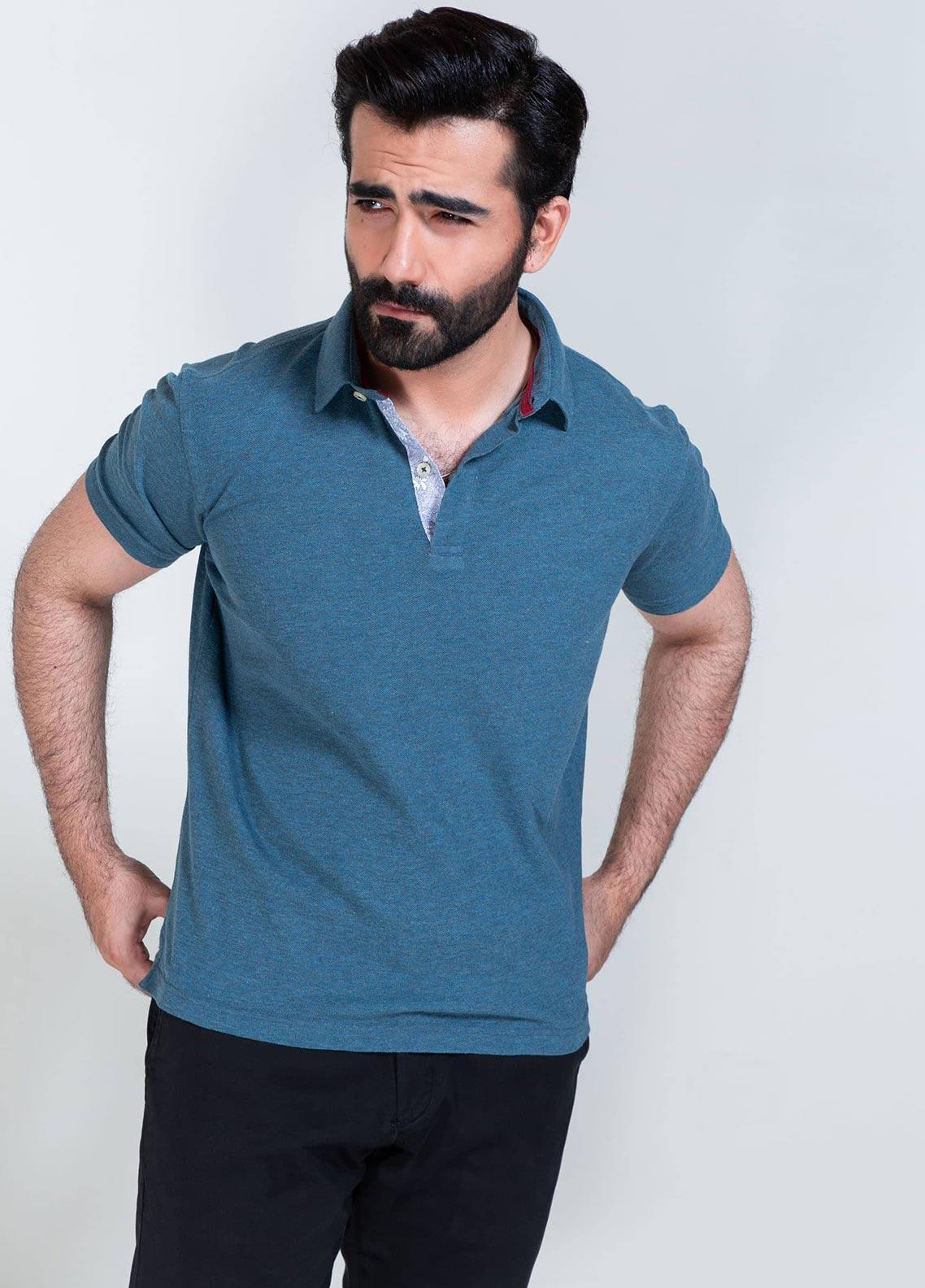 Brumano Cotton Polo Shirts for Men -  BRM-41-108