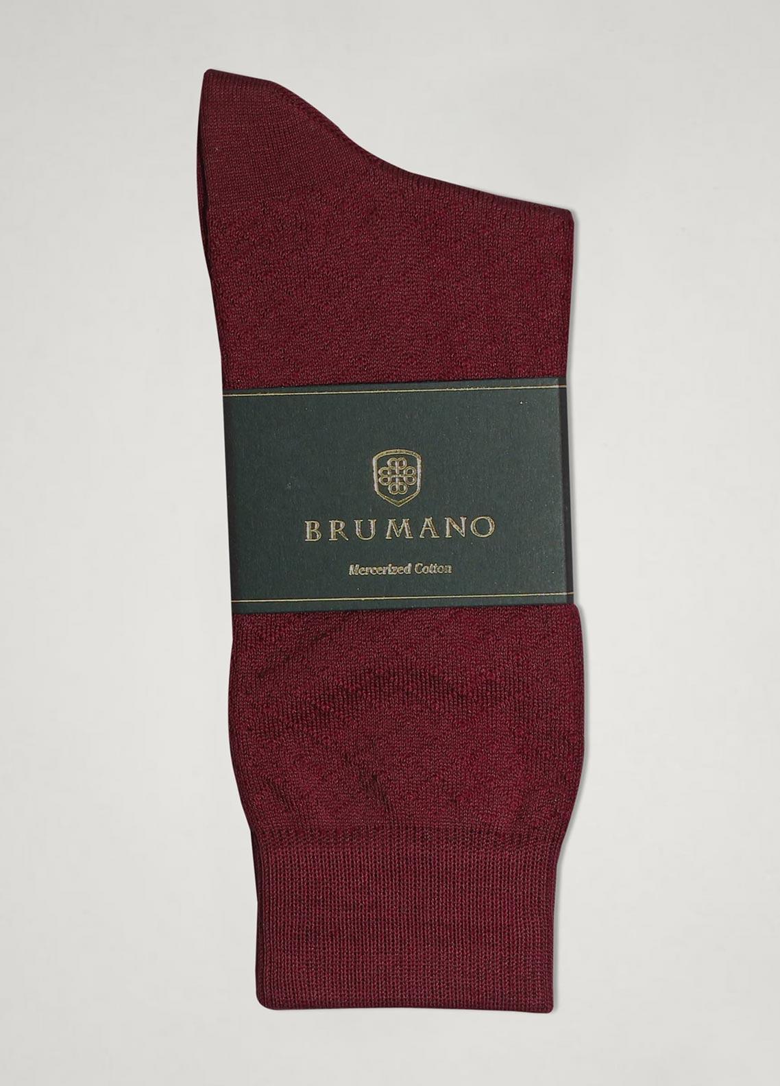 Brumano Cotton Socks SKS-005