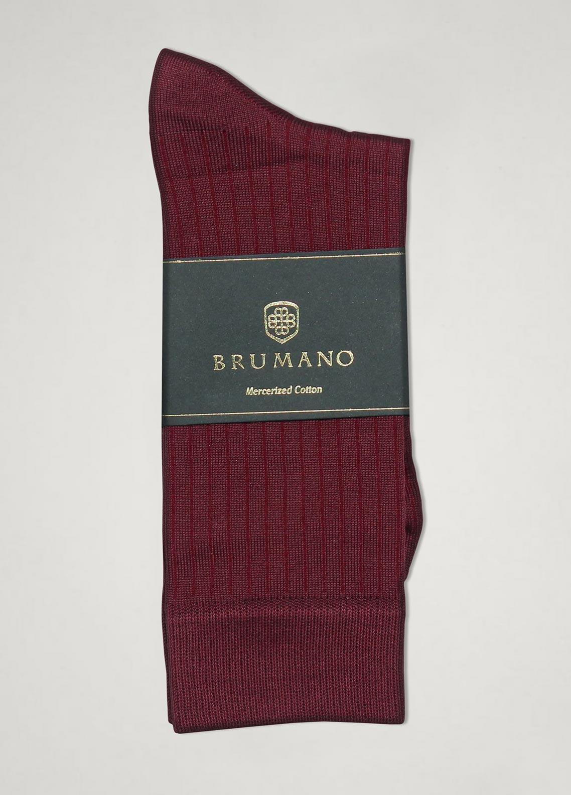 Brumano Cotton Socks SKS-008