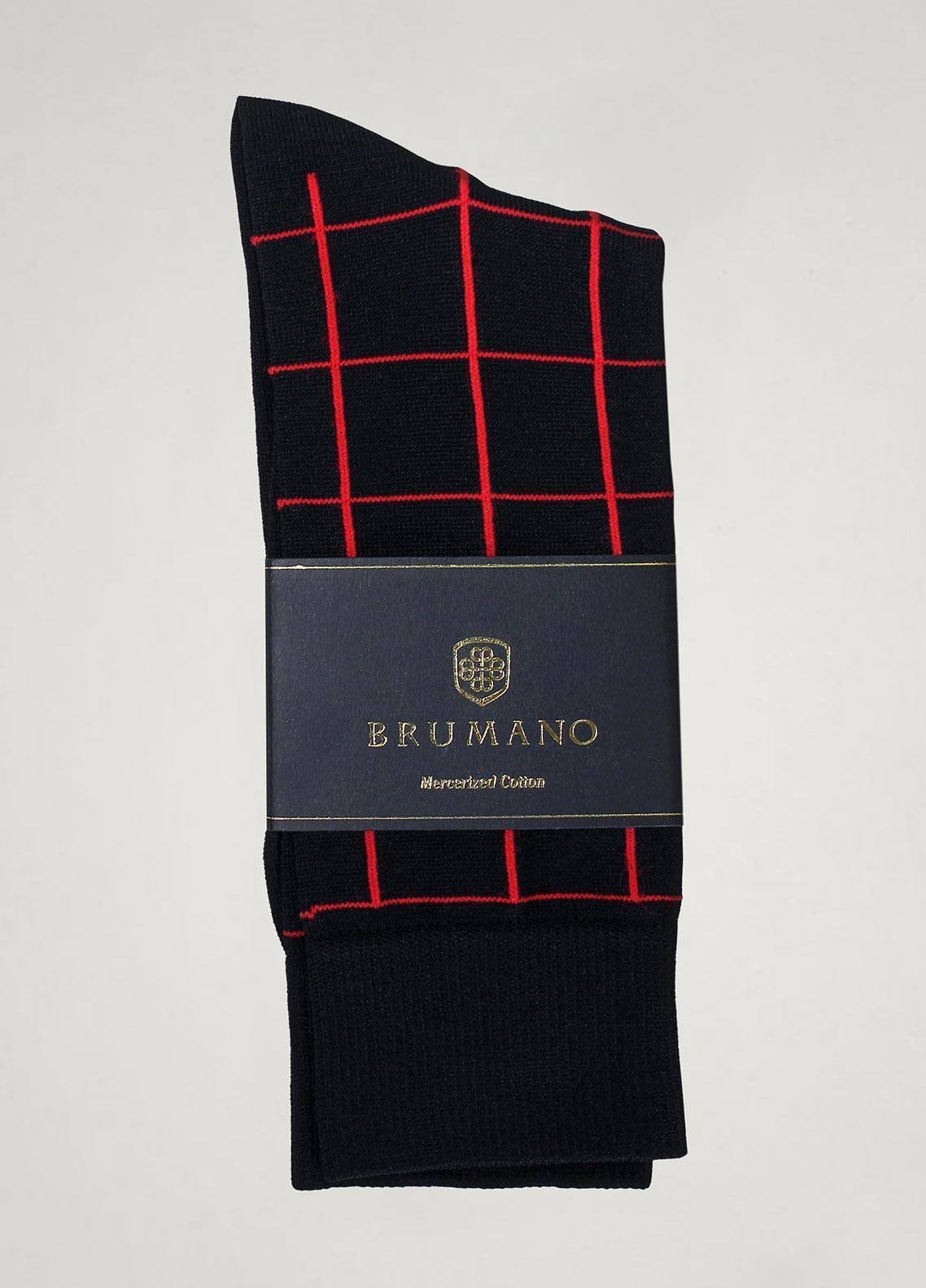 Brumano Cotton Socks SKS-023