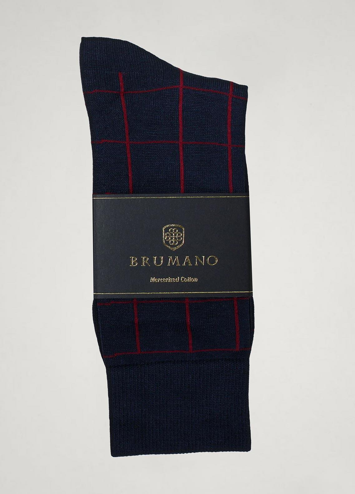 Brumano Cotton Socks SKS-026