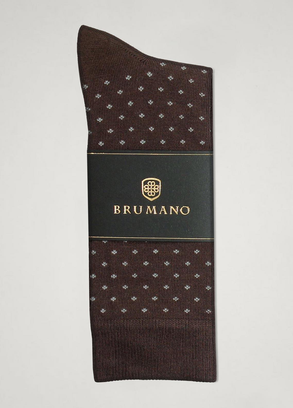 Brumano Cotton Socks SKS-202