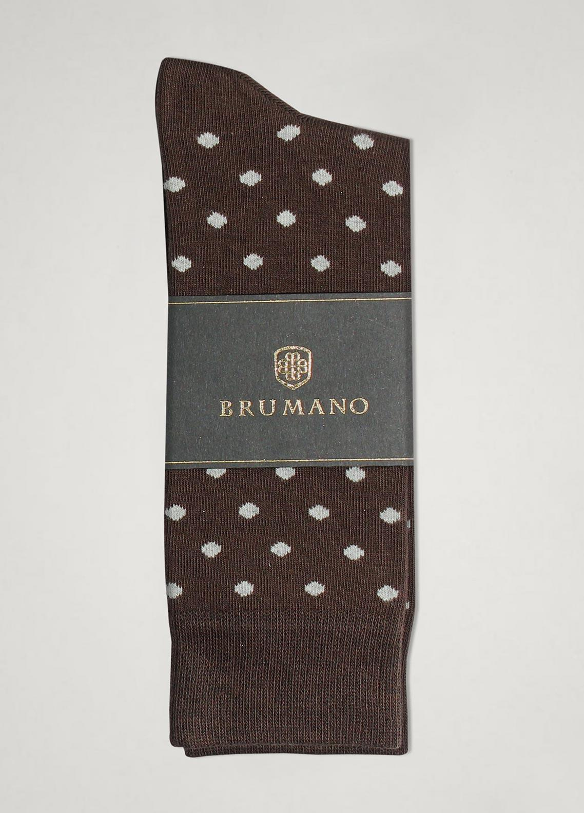 Brumano Cotton Socks SKS-209