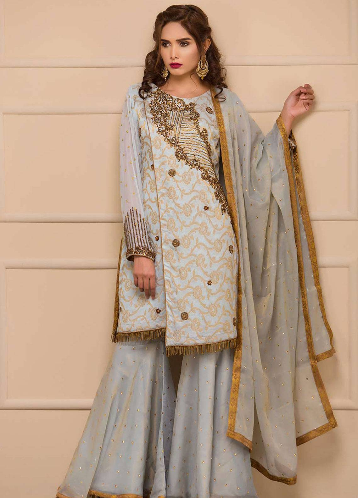Chic Ophicial Embroidered Missouri Stitched 3 Piece Suit Marine Blue