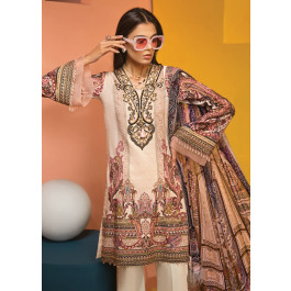 8c01aba14b Anaya By Kiran Chaudhry Embroidered Lawn Unstitched 3 Piece Suit AKC19VL 06  JULIA - Spring / Summer Collection