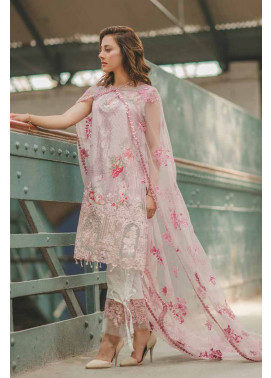 Rang Rasiya Embroidered Lawn Unstitched 3 Piece Suit RGR17C 150B
