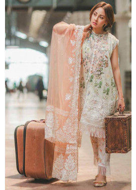 Rang Rasiya Embroidered Lawn Unstitched 3 Piece Suit RGR17C 155A