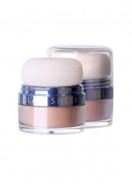 Diana Of London Glam Sheer All Over Loose Powder Silver Sheer -02
