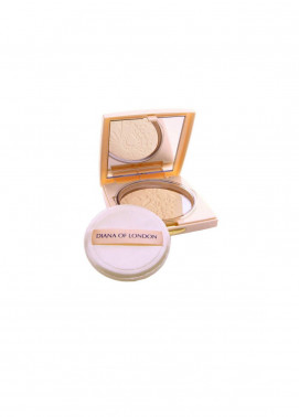 Diana Of London Absolute Compact Powder - Porcelain Magic-401