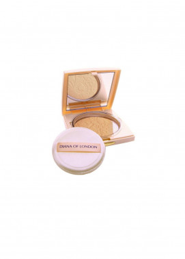 Diana Of London Absolute Compact Powder - Tender Peach-405