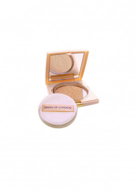 Diana Of London Absolute Compact Powder - Rose Tan-407