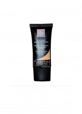 DMGM Studio Perfection Rich Cream Foundation - Rose Beige - 444