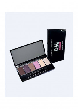 DMGM Studio Rich Color Eye Shadow Pallete-02