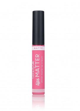 Beauty UK Lips Matter - 6 Nudge Nudge Pink