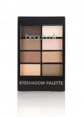 Beauty UK Eye Shadow Palette - 02 Pin Up