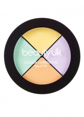 Beauty UK Color Correcting Palette