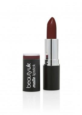 Beauty UK Matte Lipstick - 19 Temptress