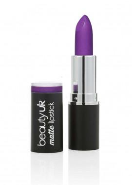 Beauty UK Matte Lipstick - 21 Mystical