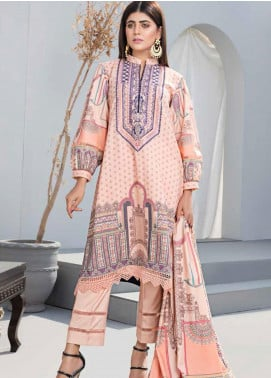 Dhanak by Aayra Embroidered Dhanak Unstitched 3 Piece Suit AY20D 06 - Winter Collection