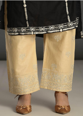 Addee Embroidered Missouri Stitched Trouser T003 Skin