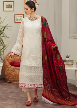 Afroze by Celina Embroidered Lawn Unstitched 3 Piece Suit C20AL 1 - Summer Collection
