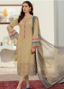 Afroze by Celina Embroidered Lawn Unstitched 3 Piece Suit C20AL 6 - Summer Collection
