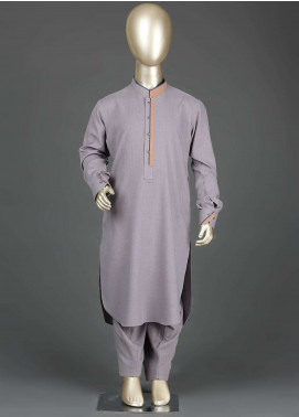 Aizaz Zafar Wash N Wear Formal Boys Kameez Shalwar -  AZ19B 222 Move