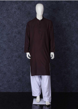 Aizaz Zafar Toyobo Formal Men Kurta -  301 Maroon