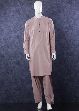 Aizaz Zafar Wash N Wear Formal Shalwar Kameez for Men - 685 Beige