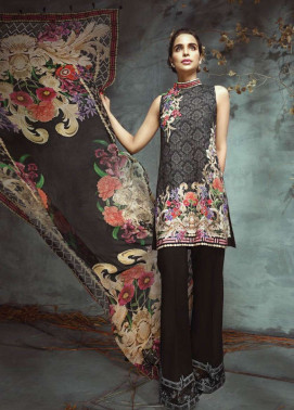 Anaya by Kiran Chaudhry Embroidered Viscose Unstitched 3 Piece Suit AL17W 06